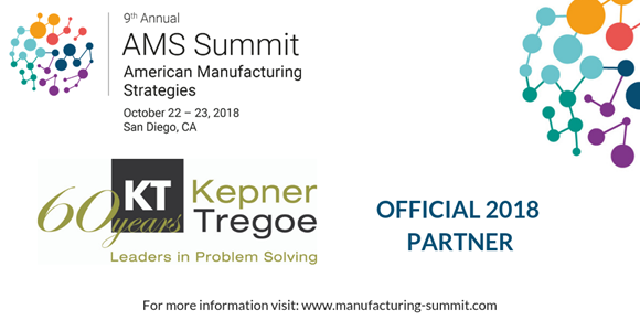 AMS Summit | American Manufacturing Strategies Summit