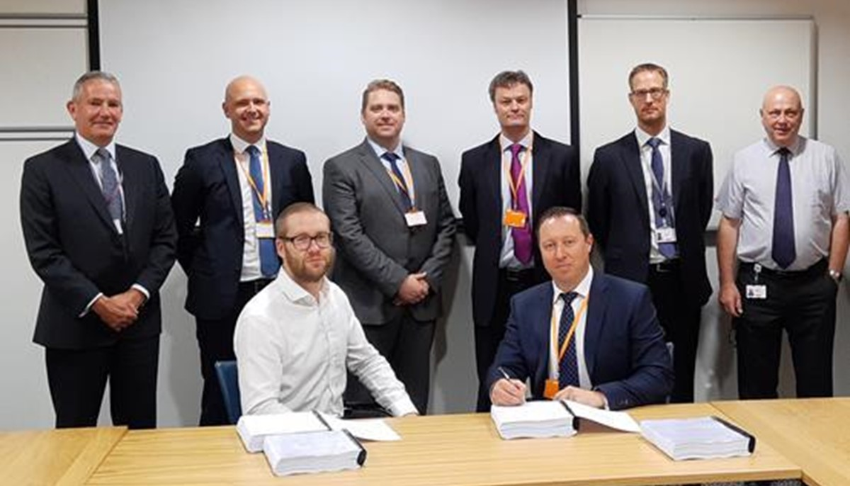 Another step forward for ESN with A2G procurement