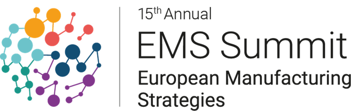 EMS Summit | European Manufacturing Strategies Summit (EMS)