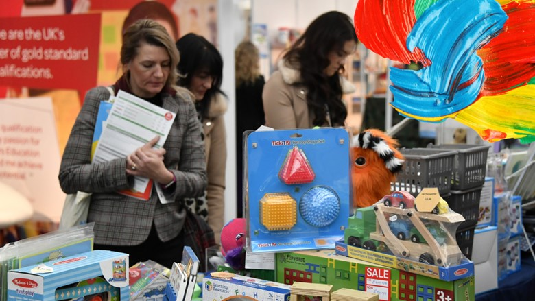 Just a selection of the vast range of resources available at the Nursery World Show 2019