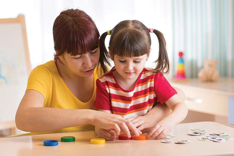 Just 12 per cent of children are currently attending nursery. Picture: Adobe Stock