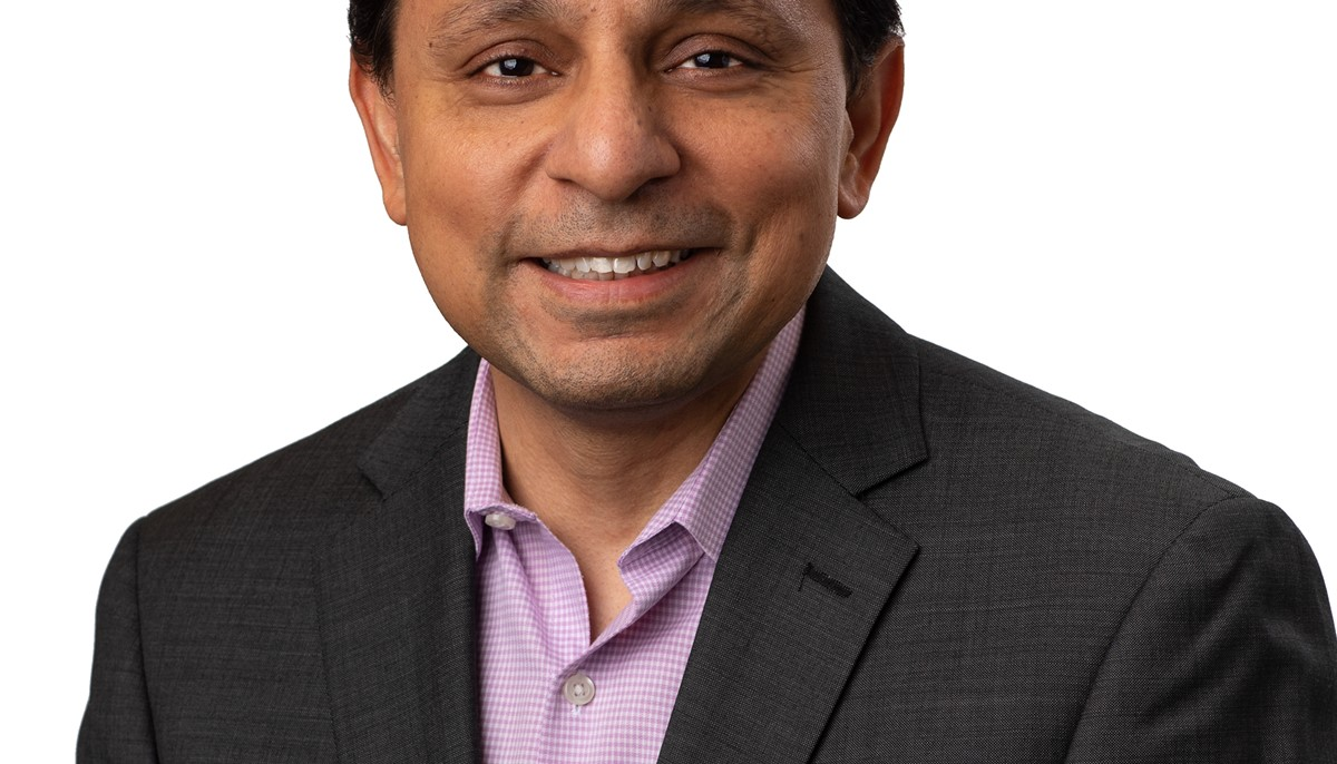 PCTEL chief operating officer, Rishi Bharadwaj