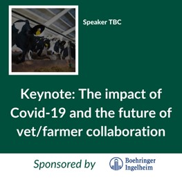 Keynote: Vet-Farmer engagement (Sponsored by Boehringer Ingelheim)