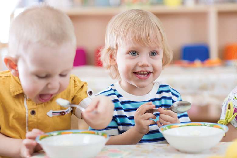 London Early Years Foundation has called for free school meal voucher scheme to be extended to pre-school children. Picture: AdobeStock