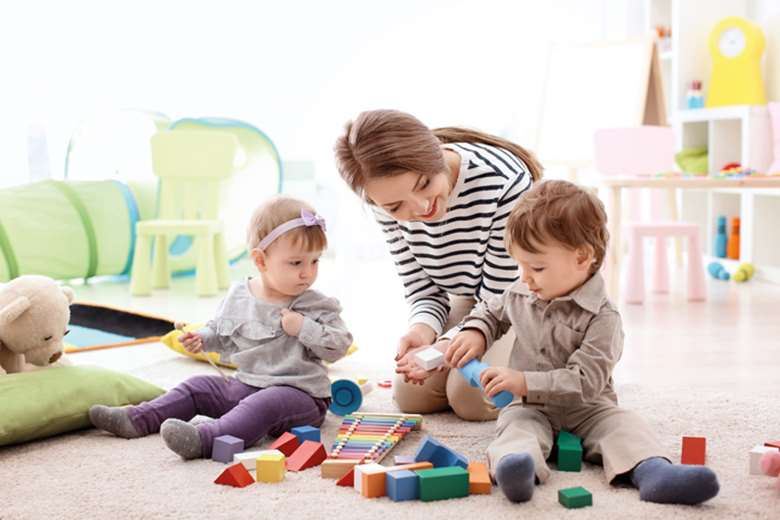 Tens of thousands of childminder jobs are at risk. Picture: Adobe Stock