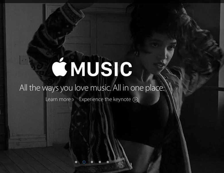 Apple Music launches on June 30
