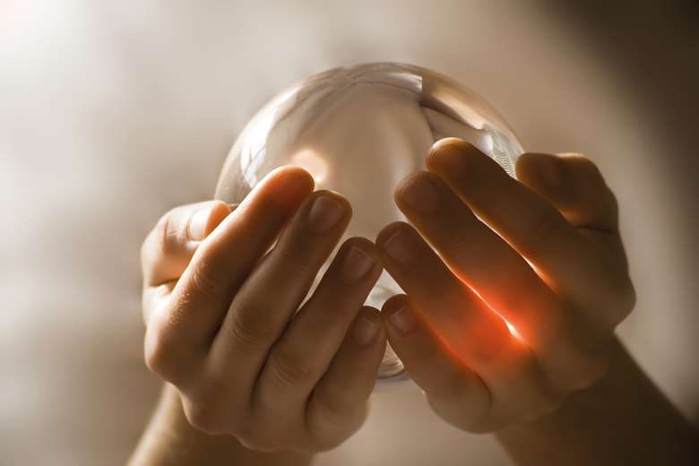 It's crystal ball time again...