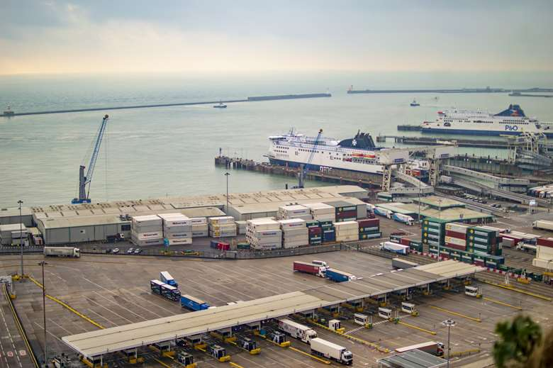 Dover has seen an increase in arrivals of migrants on boats. Picture: Adobe Stock