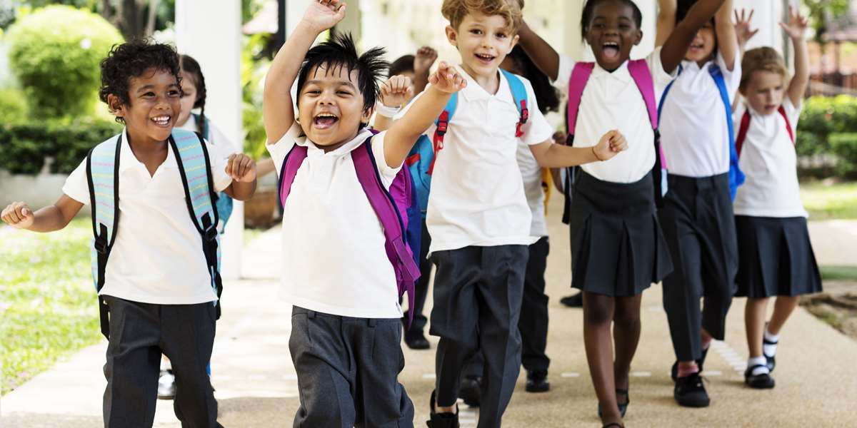 Most children start full-time in primary school the September after they turn four.