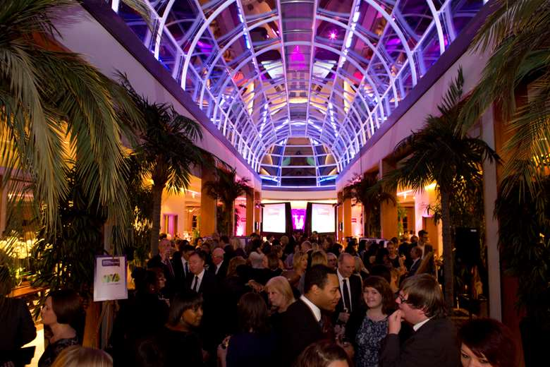 More than 500 people attended the 2012 awards ceremony, which was held at the Hurlingham Club in west London. Image: Julian Dodd