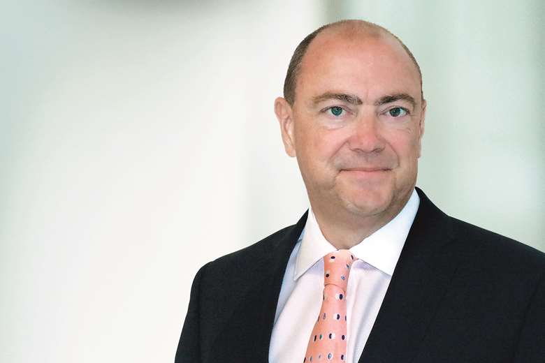 Adrian Marsh will continue with DS Smith as its group finance director