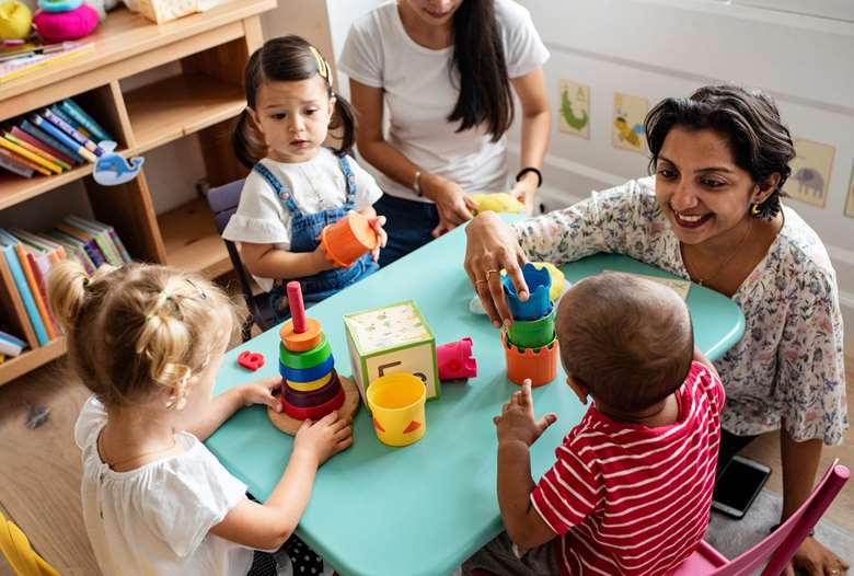 Camden Council has launched a consultation on childcare services. Picture: Camden Council