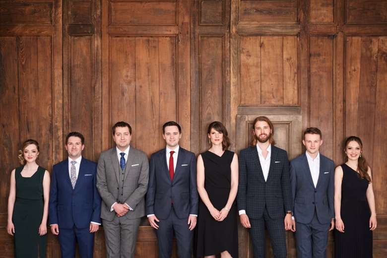 VOCES8 return with a spring edition of Live from London