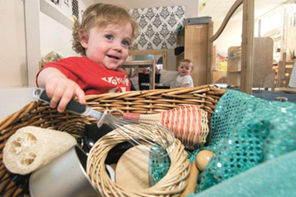 Learning & Development: Elinor Goldschmied - A life revisited | Nursery  World