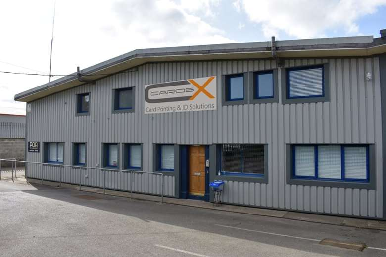 Cards-x new facility on Showfield Lane in Malton, North Yorkshire