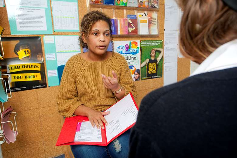 The expanded mental health link pilot programme was delivered in 1,104 schools in England. Picture: Alex Deverill