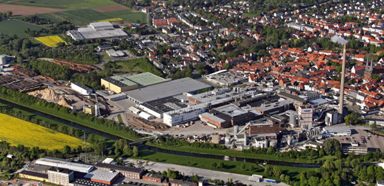 Mill site is over 384,000sqm in size and has approximately 800 employees.