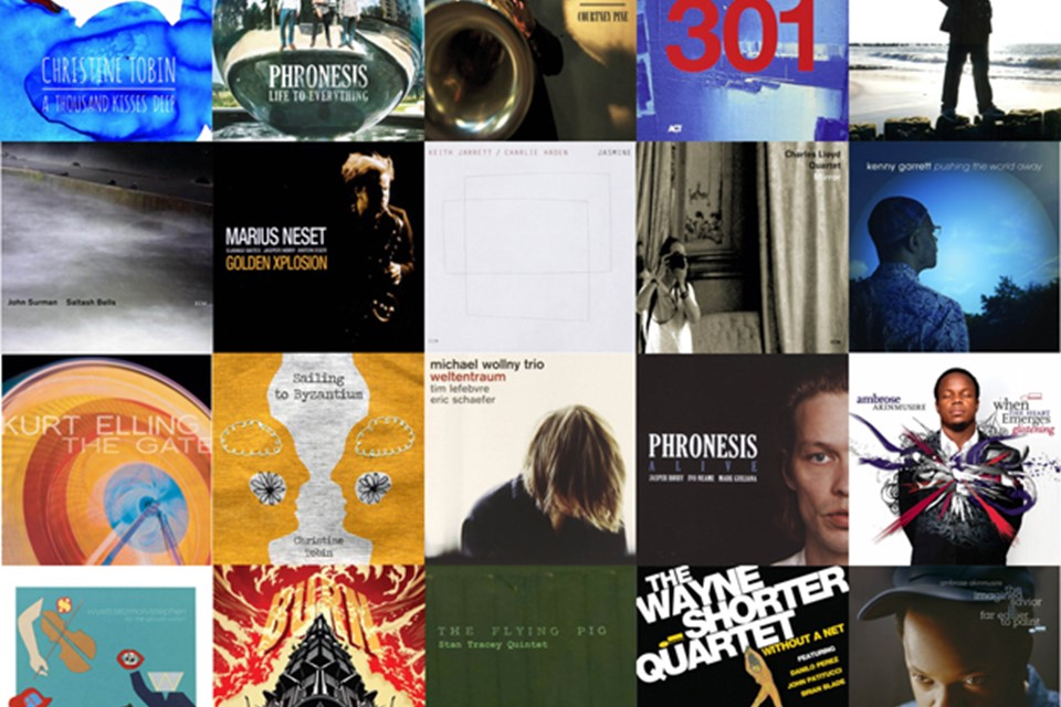 Top 20 Jazz albums of the last five years