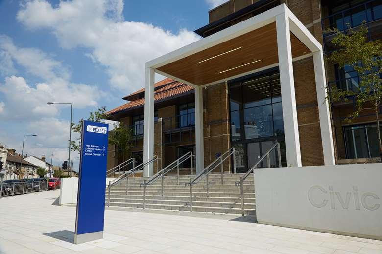 Bexley Council has been praised for its work in children's mental health. Picture: Bexley Council