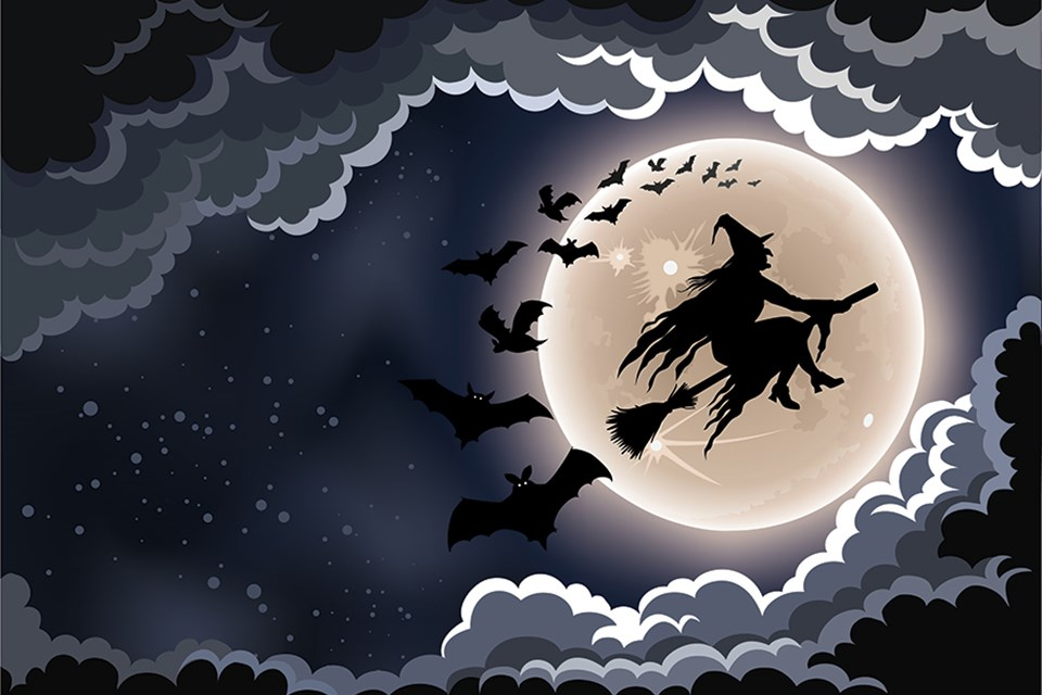 EYFS Activities: We've explored…witches | Nursery World