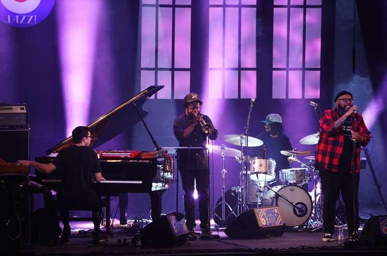 Ambrose Akinmusire & Aki Takase's Japanic Jettison Confines Of Genre At Tampere Jazz Happening