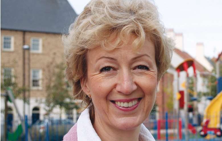 Andrea Leadsom MP previously led a cross-government review into a child's first 1,001 days of life