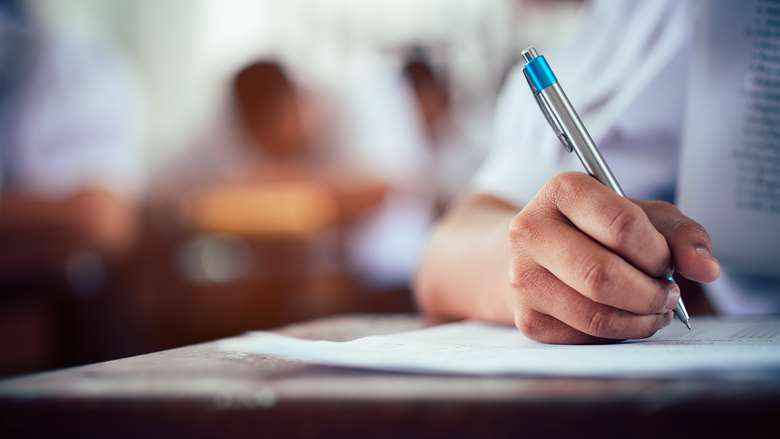 Exams in Wales will be cancelled next summer. Picture: Adobe Stock