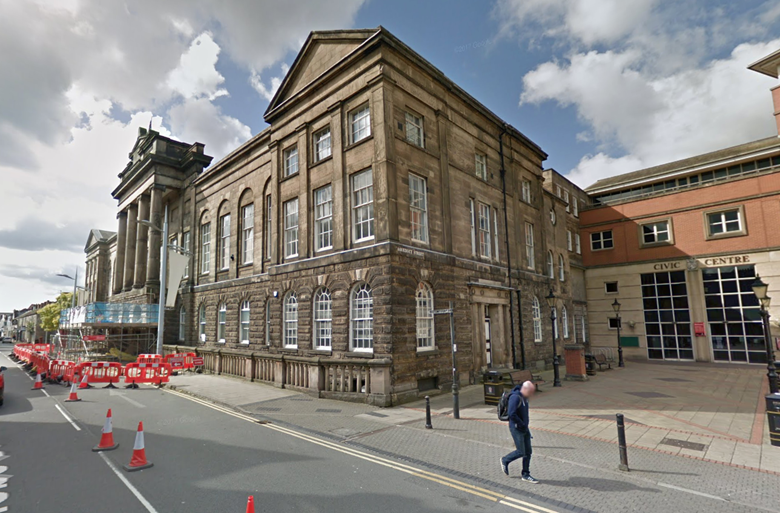 Stoke-on-Trent's children's services were previously rated 'inadequate' by Ofsted. Picture: Google Maps