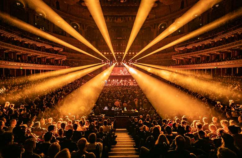 Snarky Puppy at the Royal Albert Hall by Justin DeSouza
