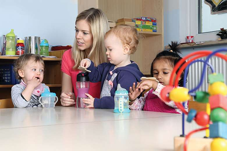 Many parents said they were no longer able to access the same number of childcare hours. Picture: Adobe Stock