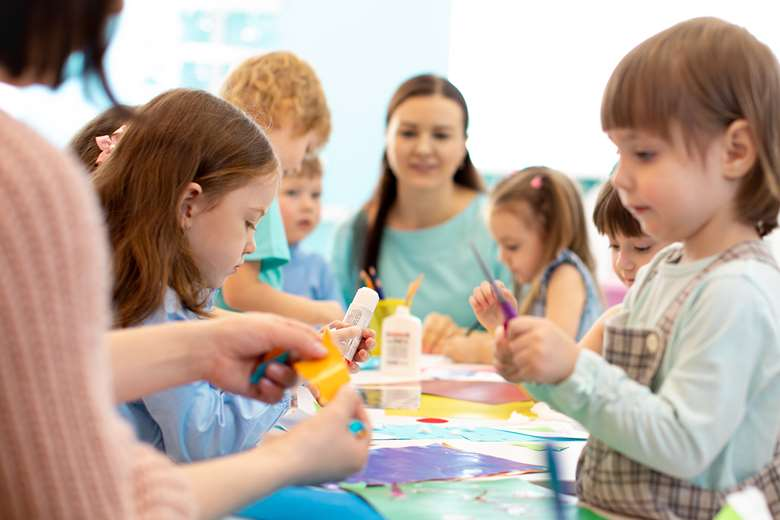 Early years settings face uncertain futures over the changes. Picture: Adobe Stock