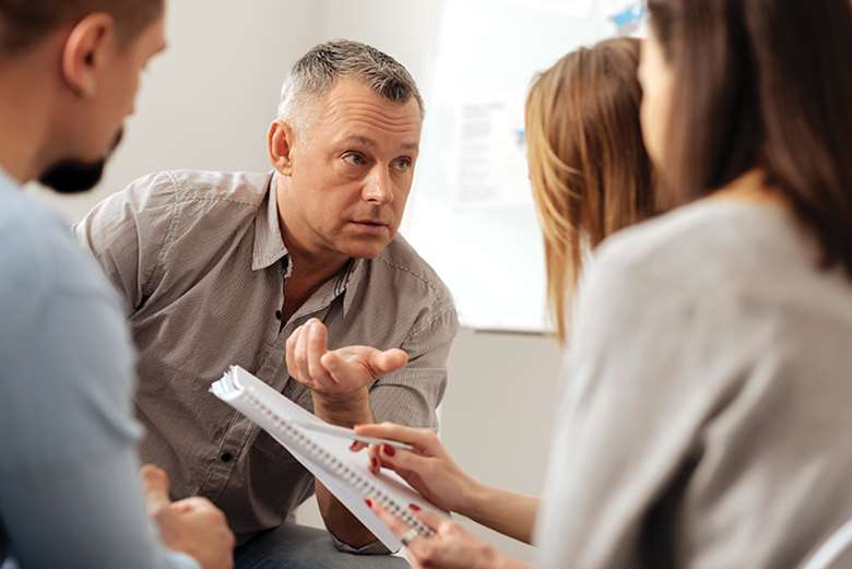 The new blueprint would focus more on social workers' time with families. Image: Adobe Stock