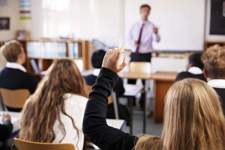 Parties had little to say on the issue of exclusions or welfare in schools. Picture: Monkey Business/Adobe Stock
