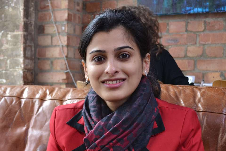 Thangamma Ponnappa is lead Montessori teacher and room leader, MMI Croydon