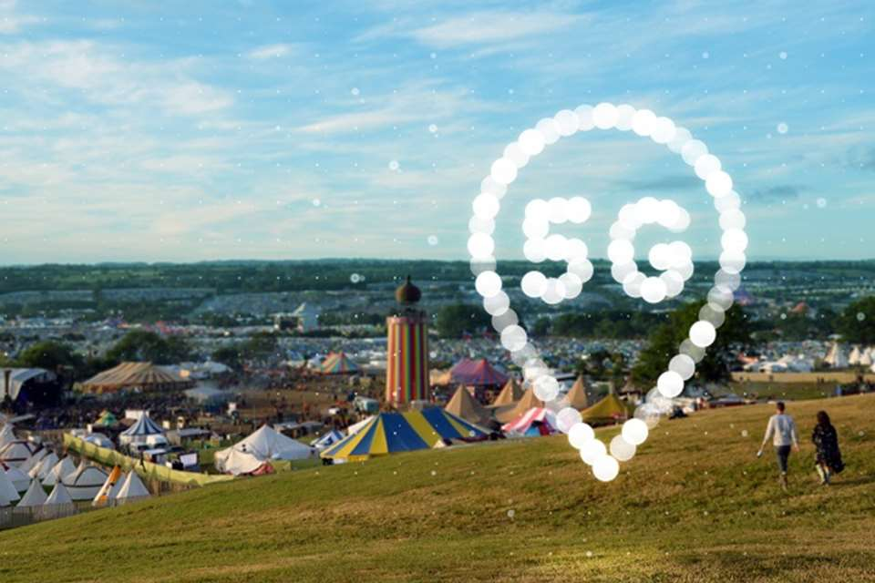 Misleading? EE will bring 5G to Glastonbury this year