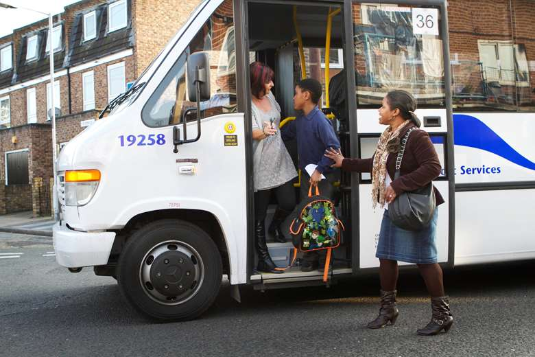 Council school transport services have faced deep funding cuts since 2010, the IFS report found