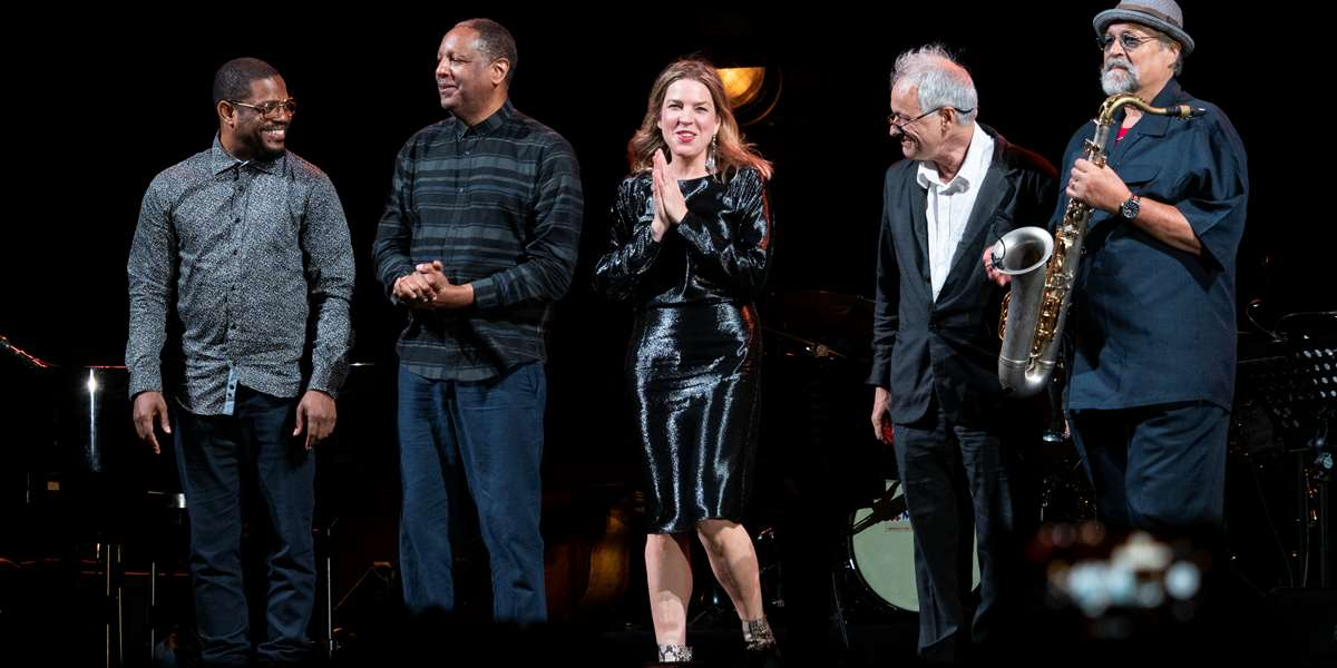 Diana Krall, King Crimson and Terence Blanchard elevate Umbria Jazz Festival