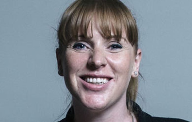 Shadow education secretary Angela Rayner announced Labour proposals to open 1,000 Sure Start centres. Picture: Parliament.uk