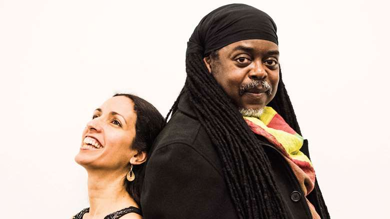 Pine And Rahman Keep It Real With Ballads Of Taste And Grace Inside East Sussex Citadel