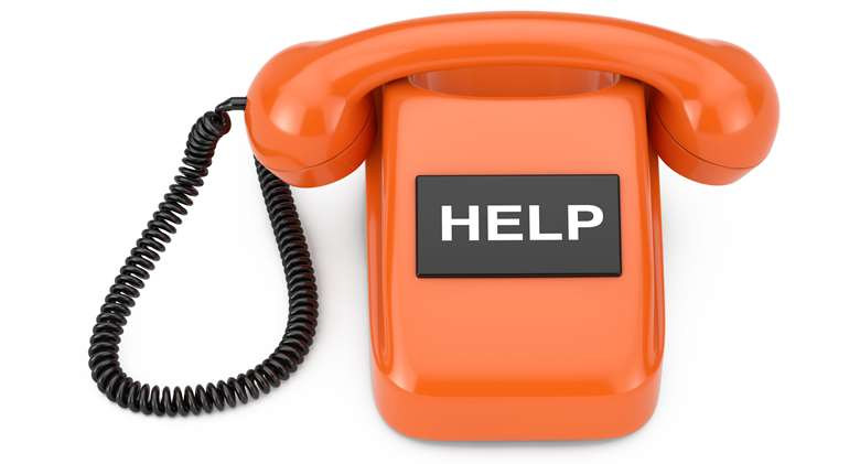 Companies need to sign up for their staff to access the free helpline service