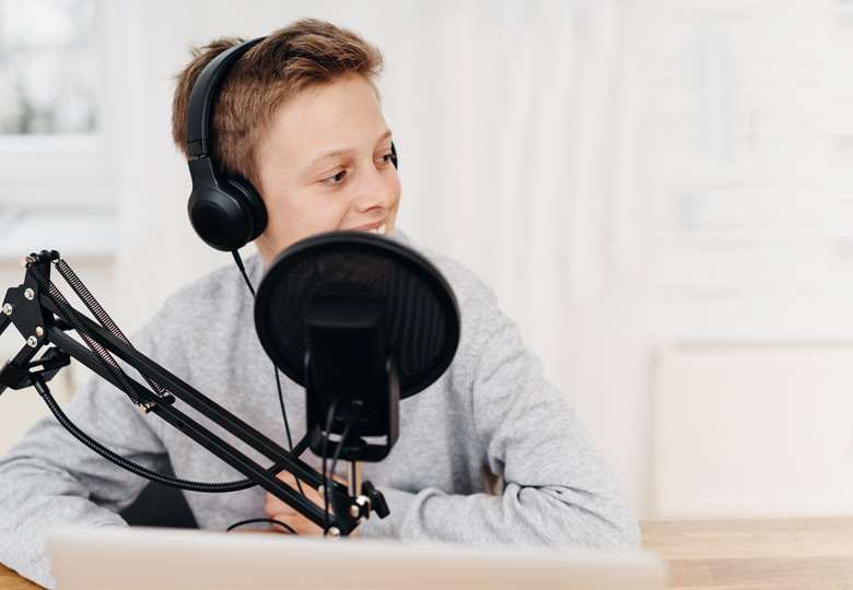 Podcasting is the ideal remote-performance medium and requires limited resources