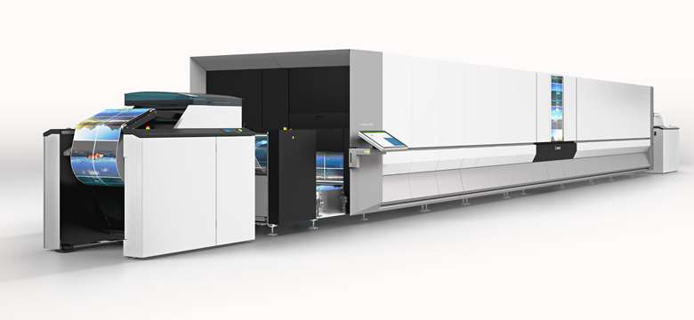 Canon ProStream: new model aims to convert commercial printers to digital
