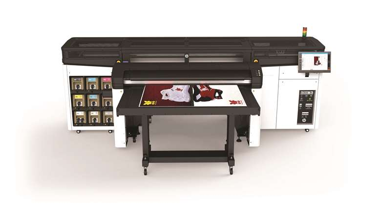 The Latex R1000 2020 edition boasts more efficient multi-sheet media loading and handling