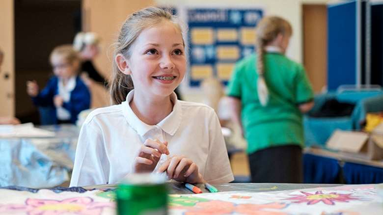 Pupils in reception, Year 1 and Year 6 could return to school on 1 June. Picture: Children's Commissioner for England