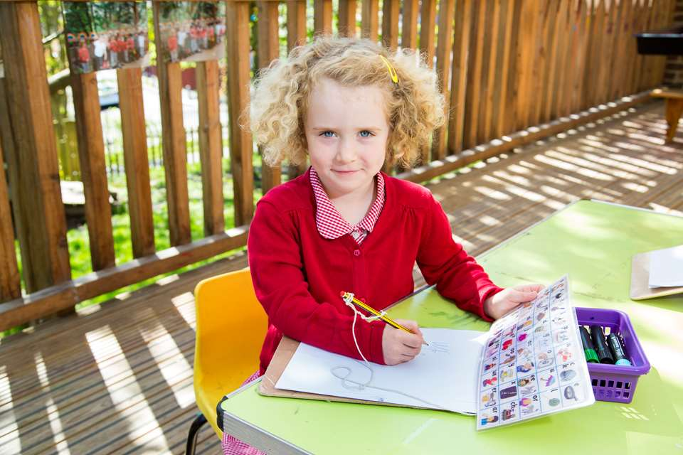 Most children in the study expressed positive views about school