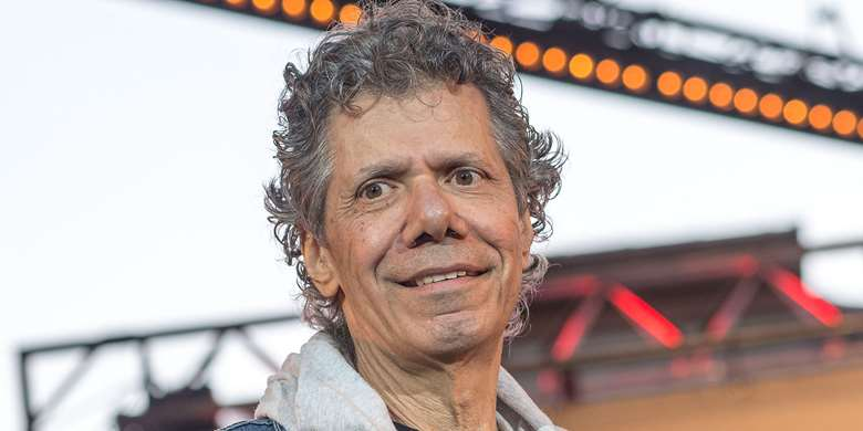 Chick Corea in 2013 (photo: Tim Dickeson)