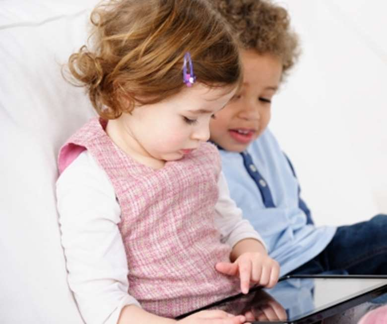 Three quarters of under-fives have access to a tablet or other digital device