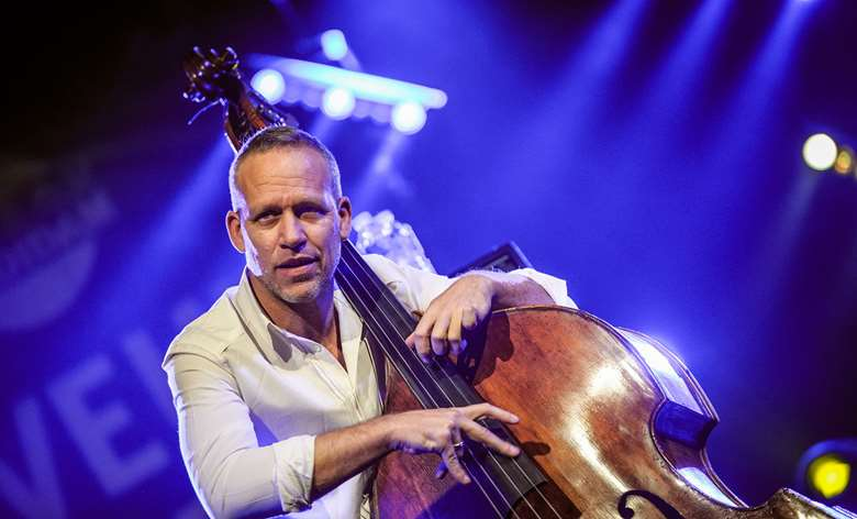 Avishai Cohen (photo: Bernard Rie)