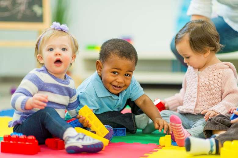 Number of children in settings rises | Nursery World
