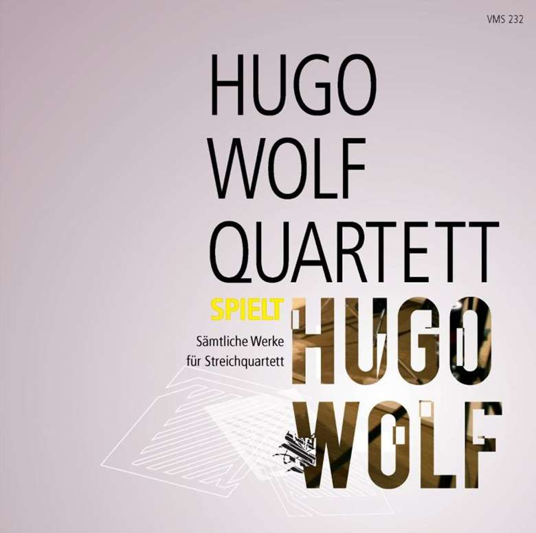 The sleeve for ICA Classics' Wolf recital with Dame Janet Baker and John Shirley-Quirk